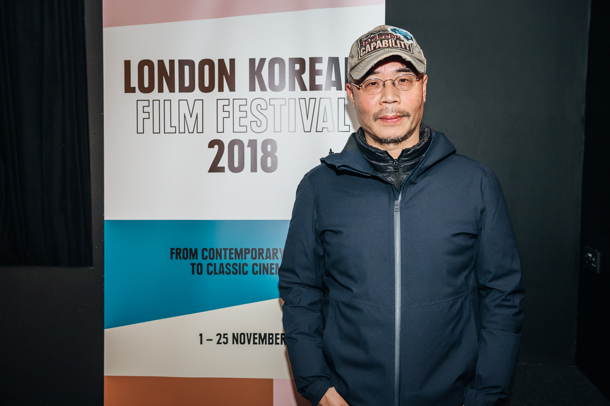 d5cf753ba An interview with Lee Myung-se at the London Korean Film Festival. 8 months  ago Paul Caspers